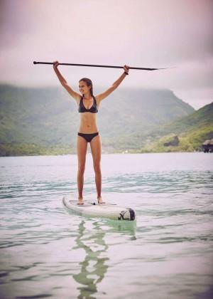 Josephine Skriver: Victoria;s Secret Swim 2016 -04