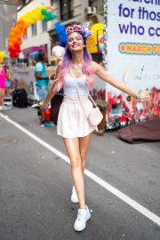 Josephine Skriver - WorldPride NYC 2019 in New York City