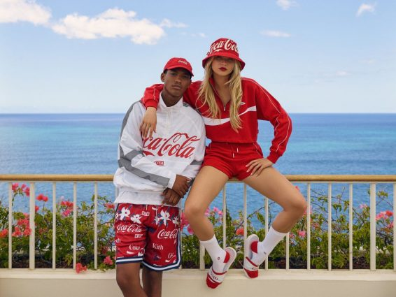 Josie Canseco 2019 : Josie Canseco – Kith x Coca Cola 2019 photoshoot-01
