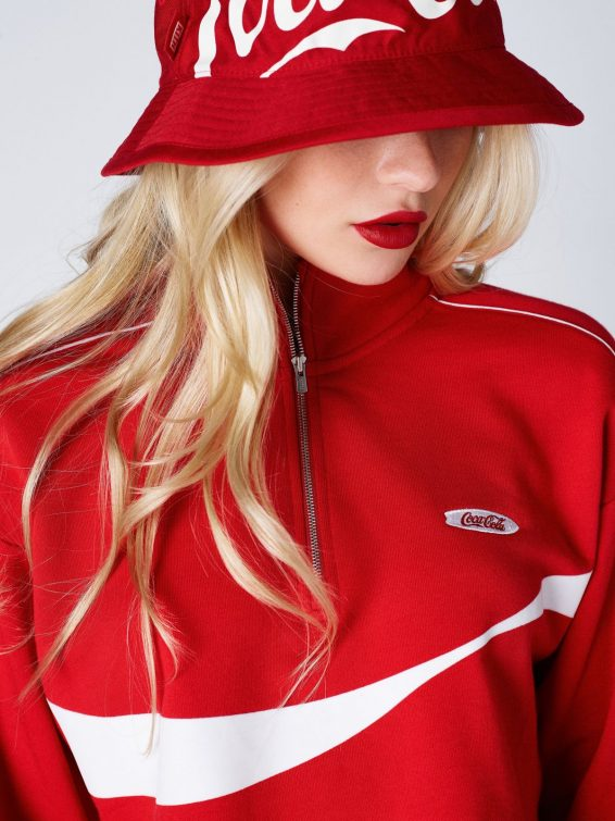 Josie Canseco 2019 : Josie Canseco – Kith x Coca Cola 2019 photoshoot-10