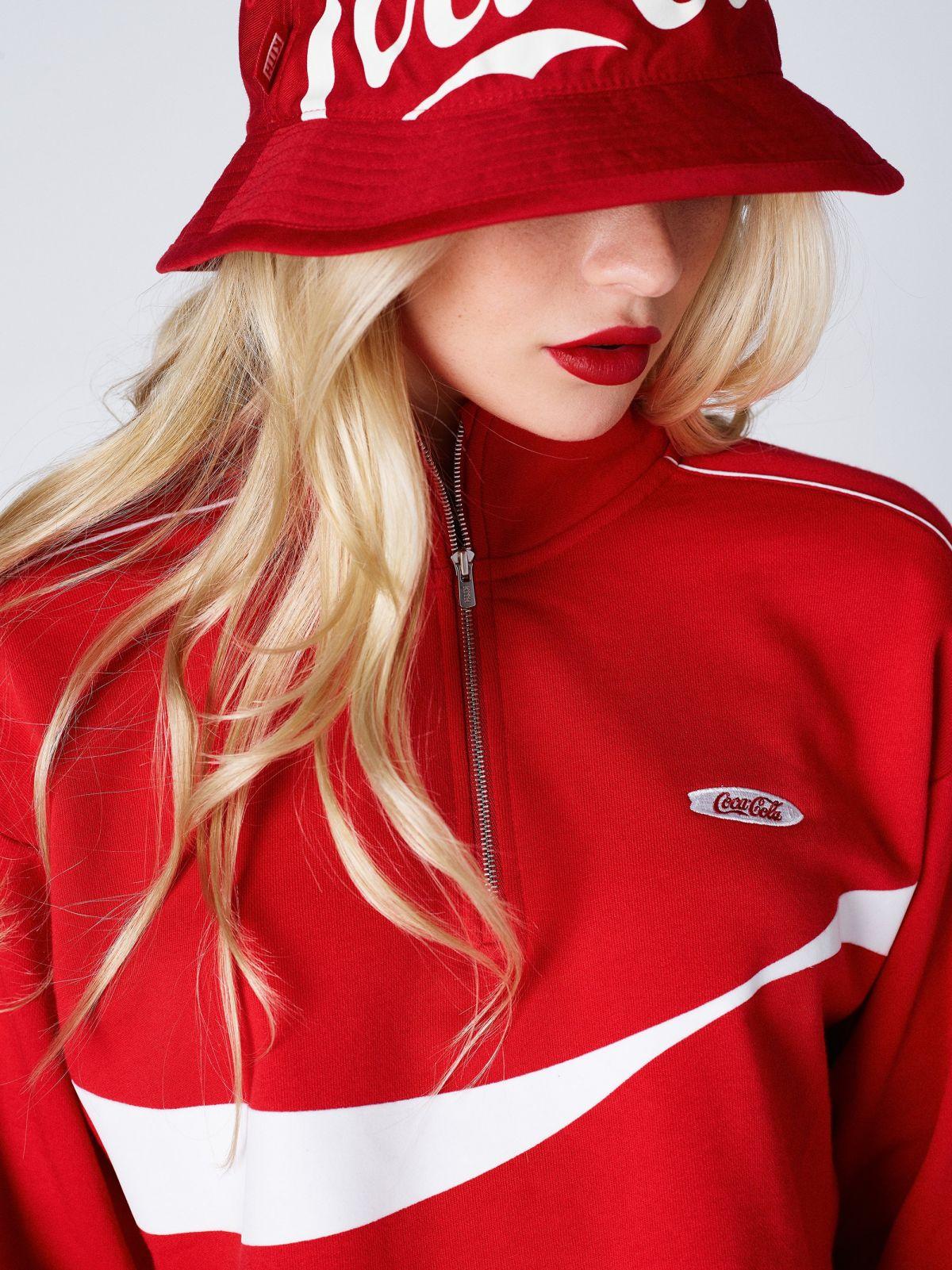 Josie Canseco 2019 : Josie Canseco – Kith x Coca Cola 2019 photoshoot-10