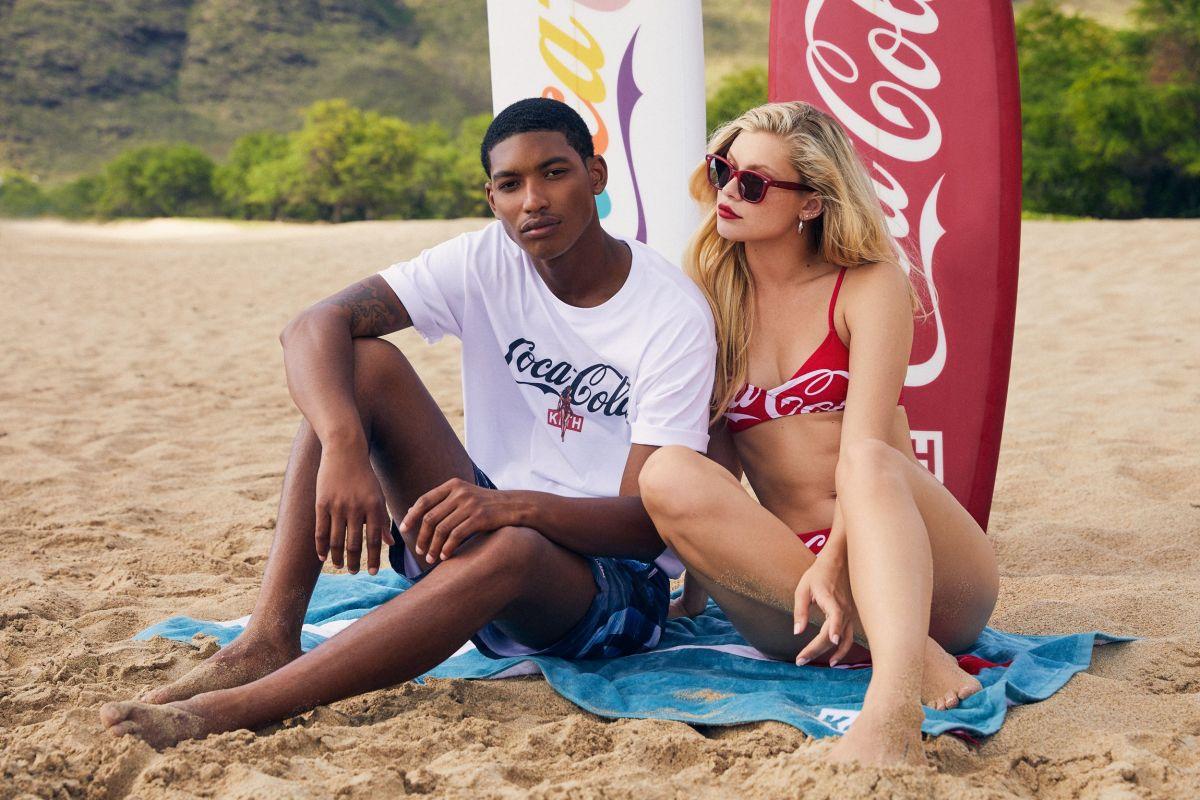 Josie Canseco 2019 : Josie Canseco – Kith x Coca Cola 2019 photoshoot-16