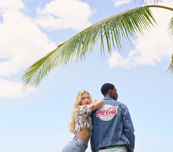 Josie Canseco 2019 : Josie Canseco – Kith x Coca Cola 2019 photoshoot-31