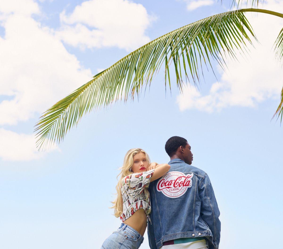Josie Canseco – Kith x Coca Cola 2019 photoshoot-31