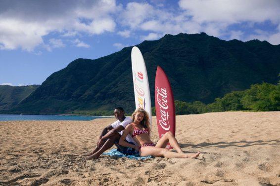 Josie Canseco 2019 : Josie Canseco – Kith x Coca Cola 2019 photoshoot-43