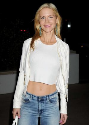 Josie Davis - BBQ and Bikinis Benefit in Beverly Hills