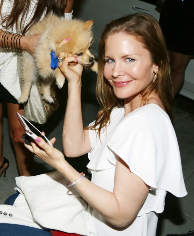Josie Davis - Over The Counter Vip Cast Party at Pol' Atteu Haute Couture in Beverly Hills