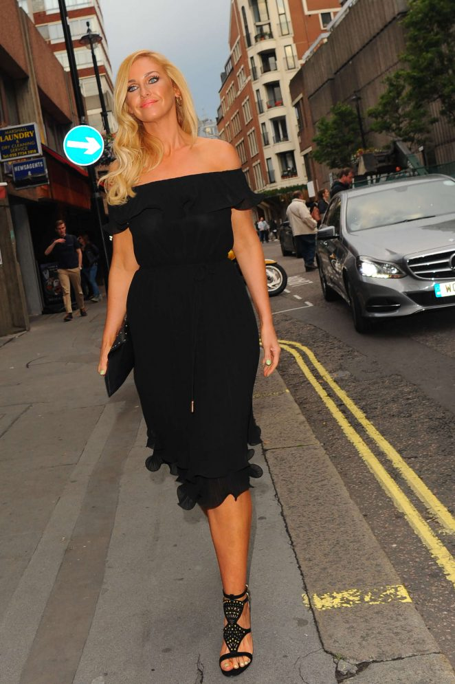 Josie Gibson at Lelo Hex Launch Party -16