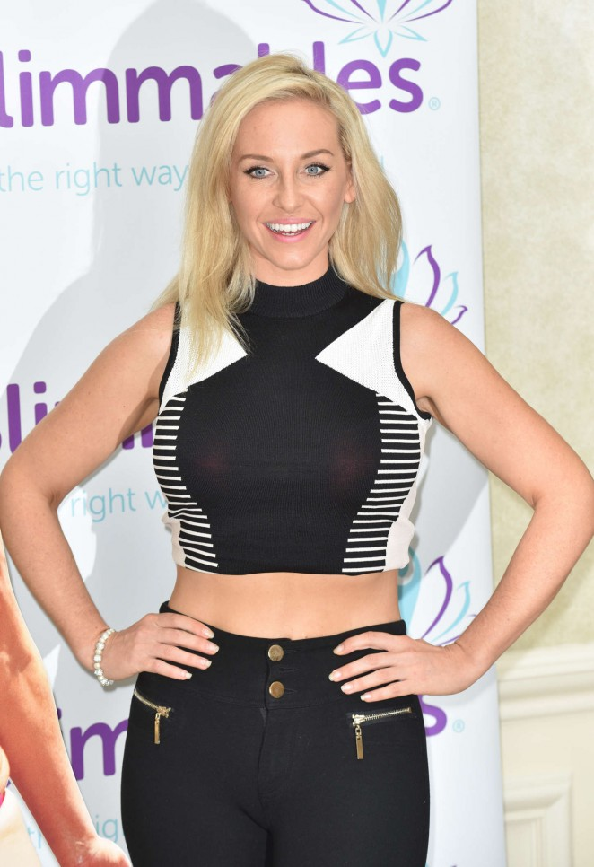 Josie Gibson: Slimmables Photocall -02