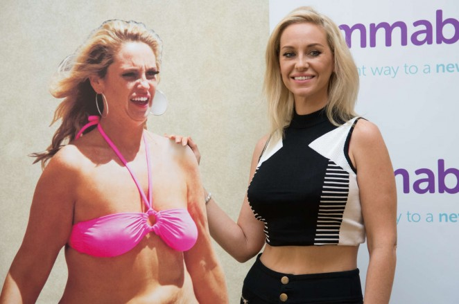 Josie Gibson: Slimmables Photocall -04