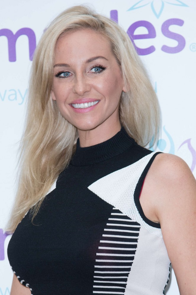 Josie Gibson: Slimmables Photocall -07