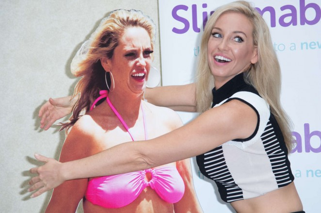 Josie Gibson: Slimmables Photocall -16