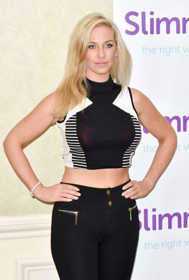 Josie Gibson: Slimmables Photocall -17