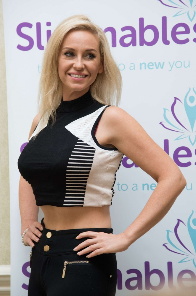 Josie Gibson: Slimmables Photocall -18