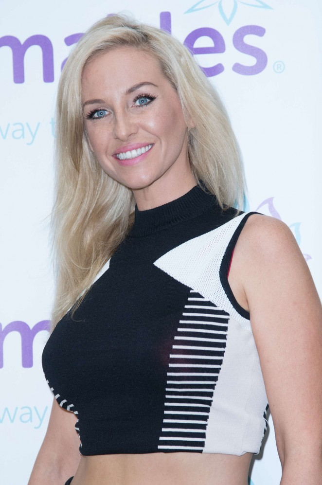 Josie Gibson: Slimmables Photocall -21