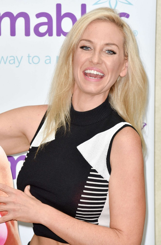 Josie Gibson: Slimmables Photocall -22