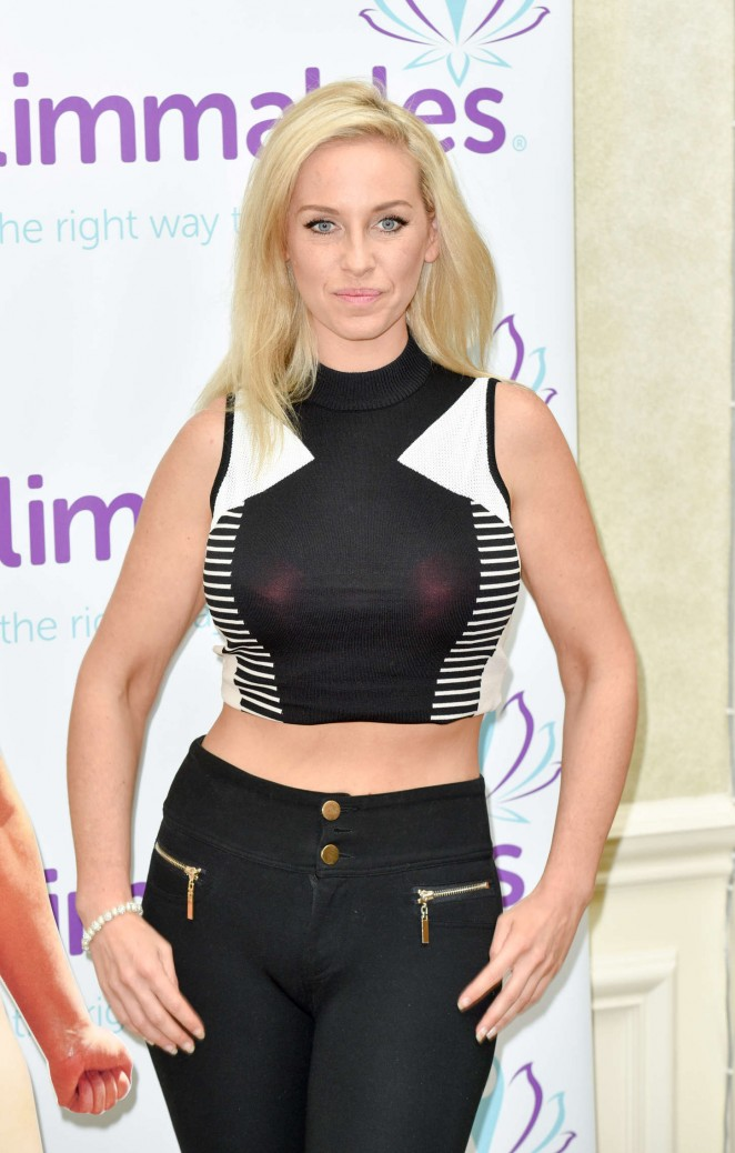 Josie Gibson: Slimmables Photocall -26