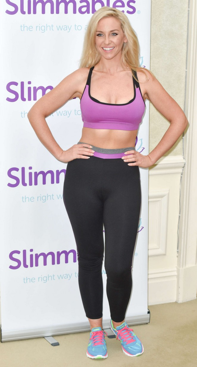 Josie Gibson: Slimmables Photocall -27