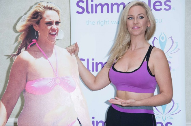 Josie Gibson: Slimmables Photocall -28