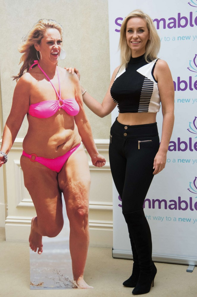 Josie Gibson: Slimmables Photocall -29