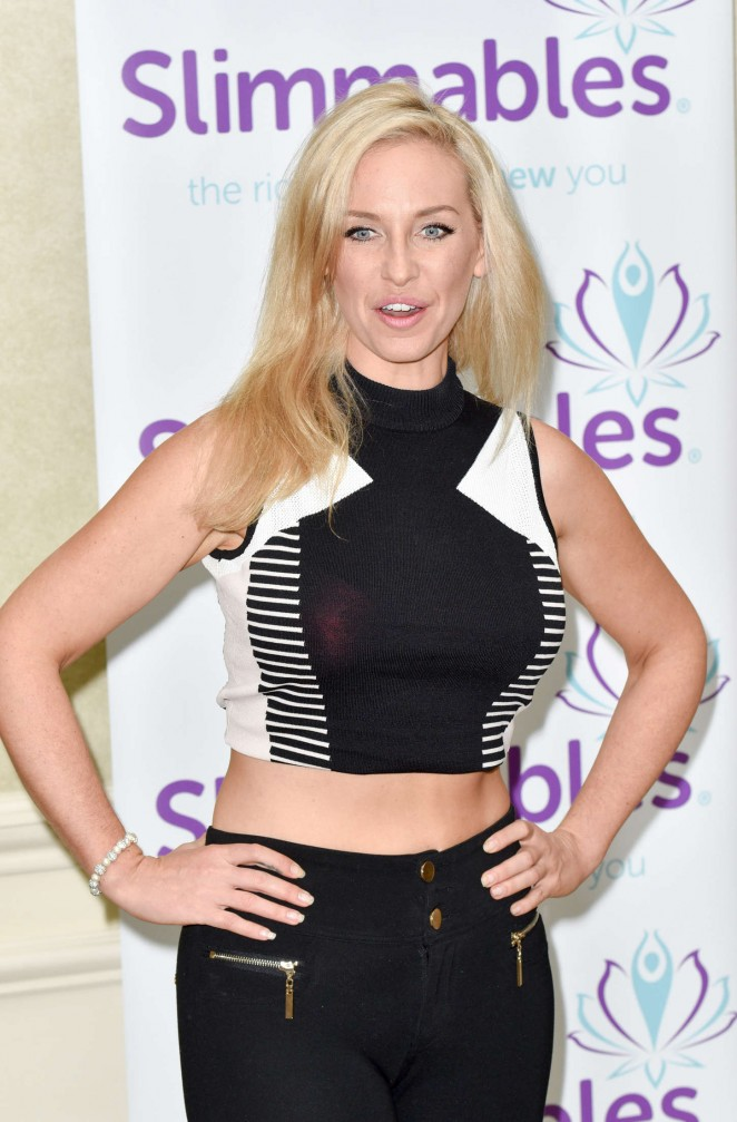 Josie Gibson: Slimmables Photocall -31