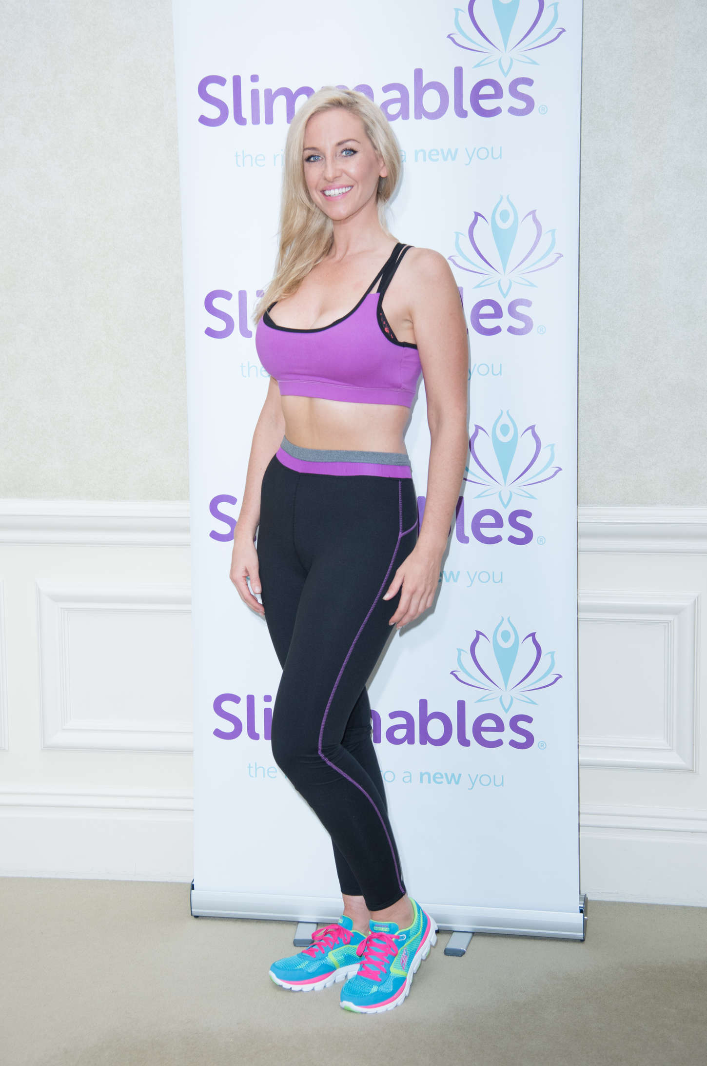 Josie Gibson: Slimmables Photocall -32