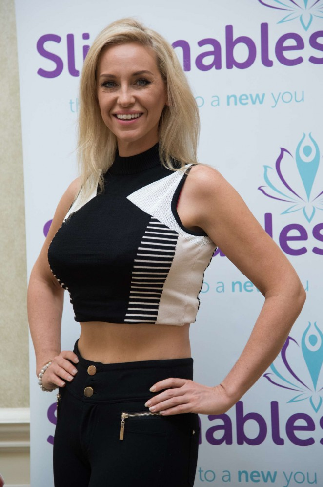 Josie Gibson: Slimmables Photocall -34