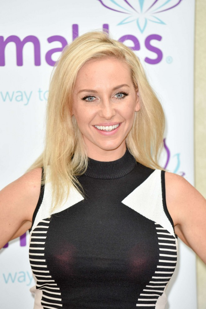 Josie Gibson: Slimmables Photocall -35