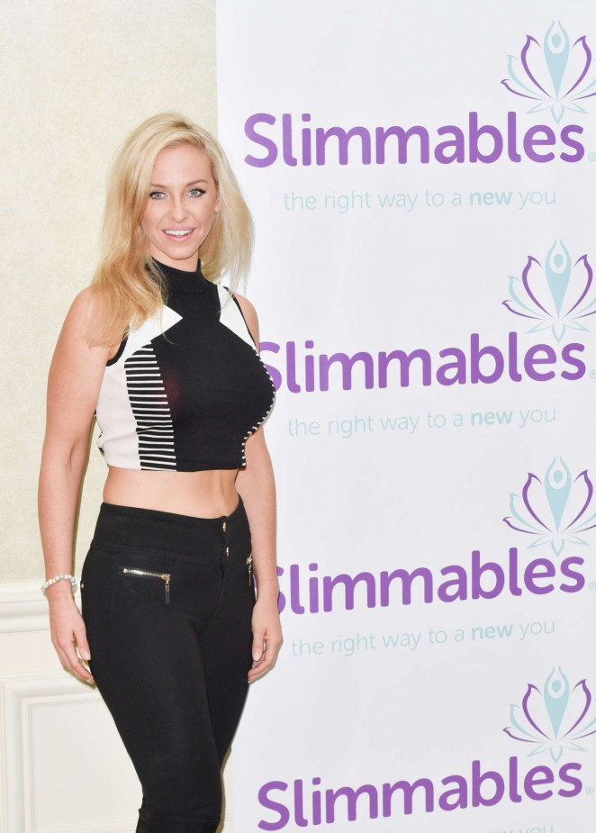 Josie Gibson: Slimmables Photocall -37