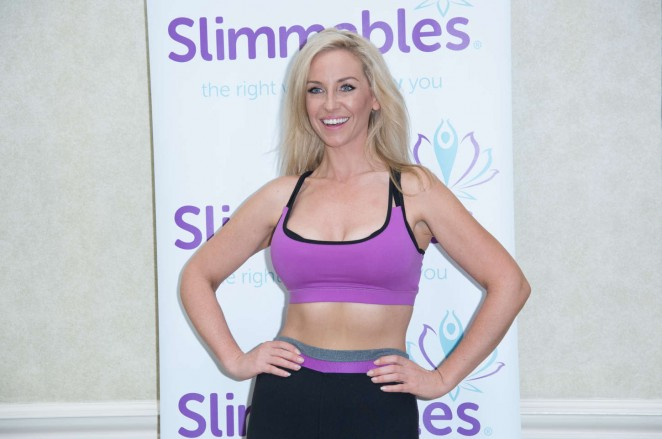Josie Gibson: Slimmables Photocall -39