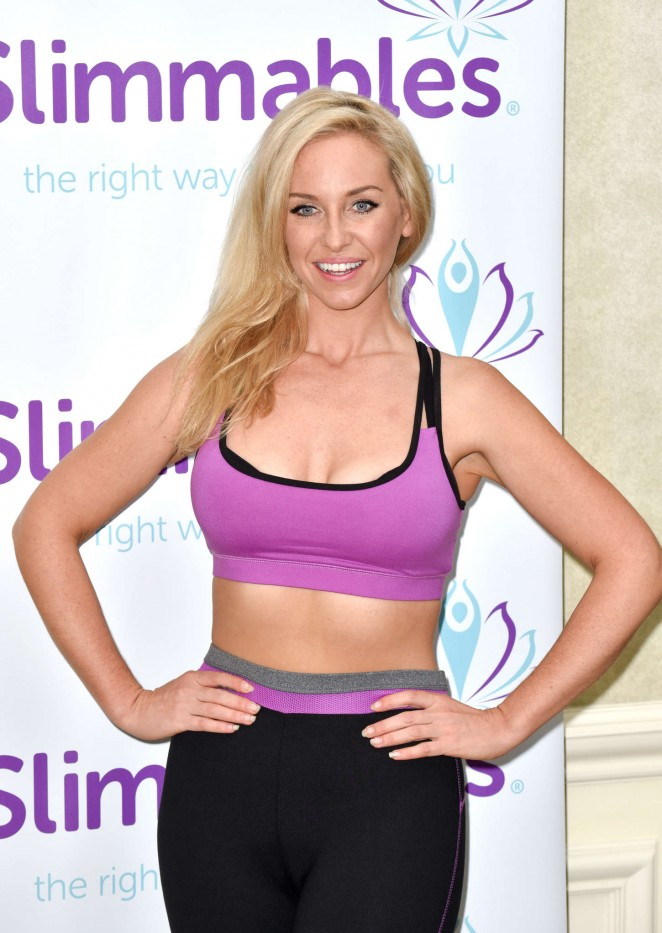 Josie Gibson: Slimmables Photocall -42