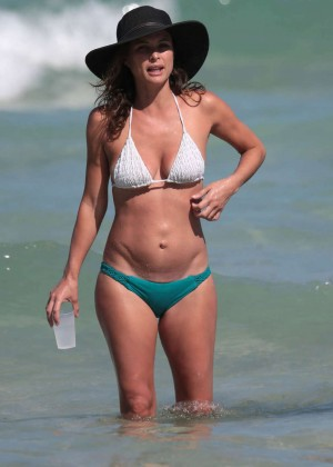 Josie Maran in Bikini in Miami