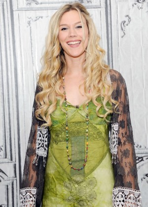 Joss Stone - AOL Build Presents 'Water for Your Soul' in New York City