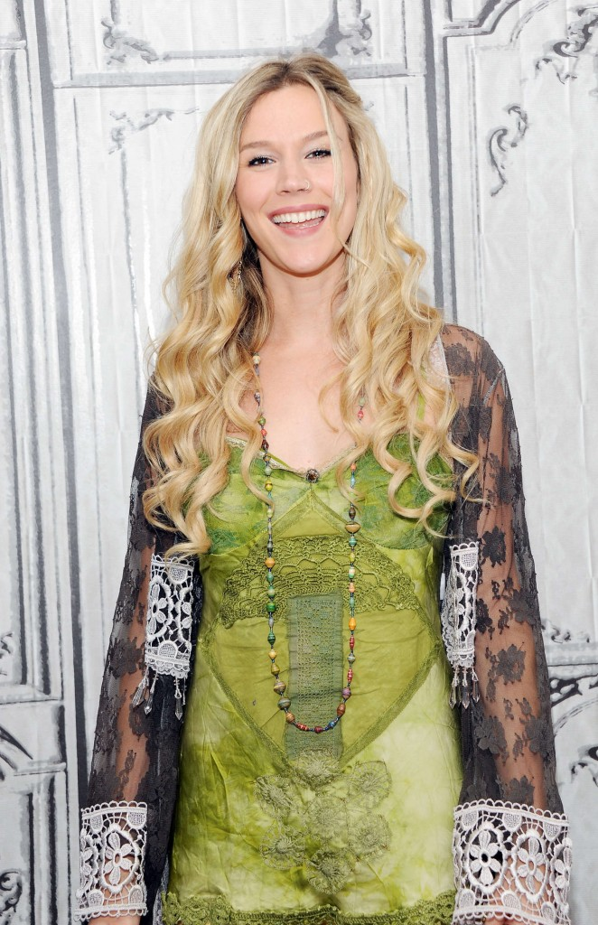 Joss Stone – AOL Build Presents 'Water for Your Soul' in New York City