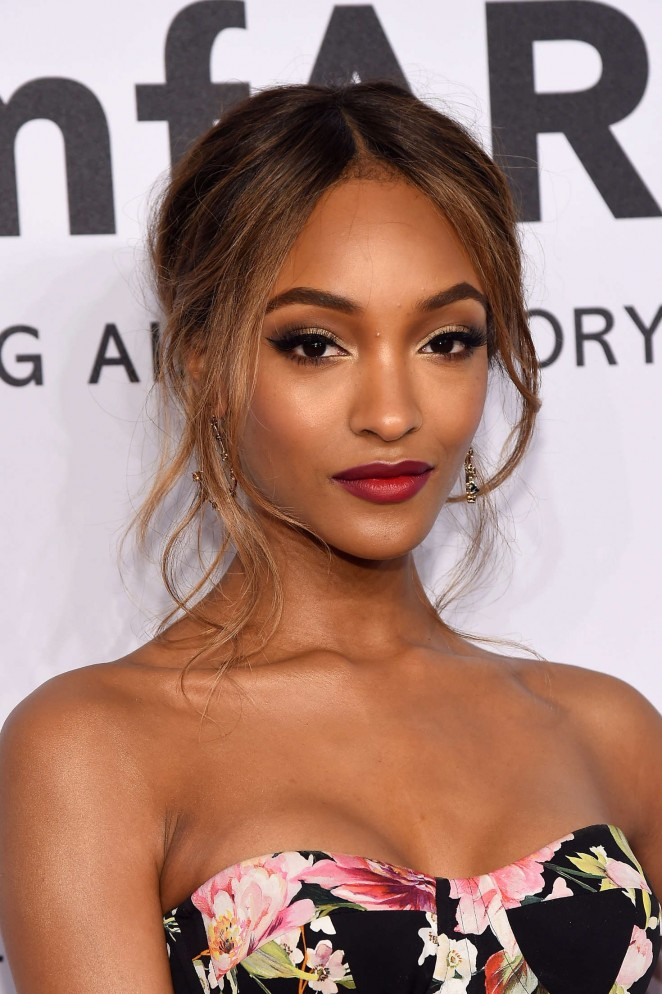 Jourdan Dunn - 2016 amfAR New York Gala in NYC