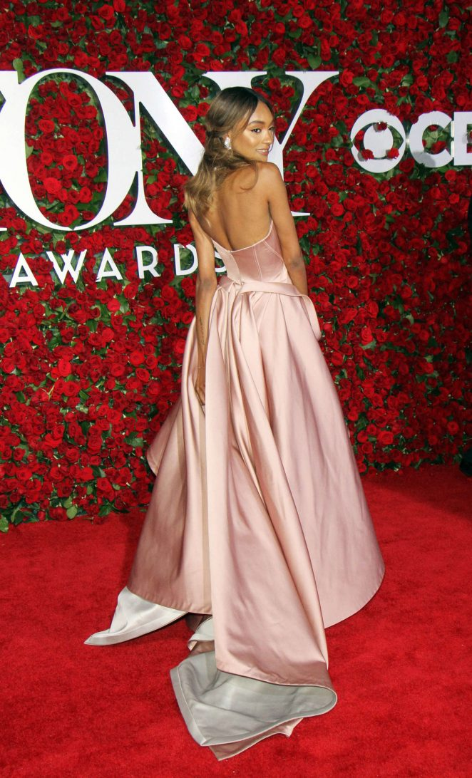 Jourdan Dunn - 2016 Tony Awards in New York