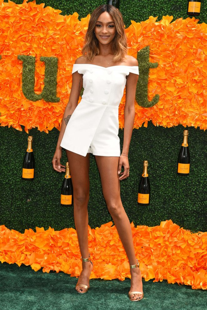 Jourdan Dunn - 2016 Veuve Clicquot Polo Classic in New Jersey
