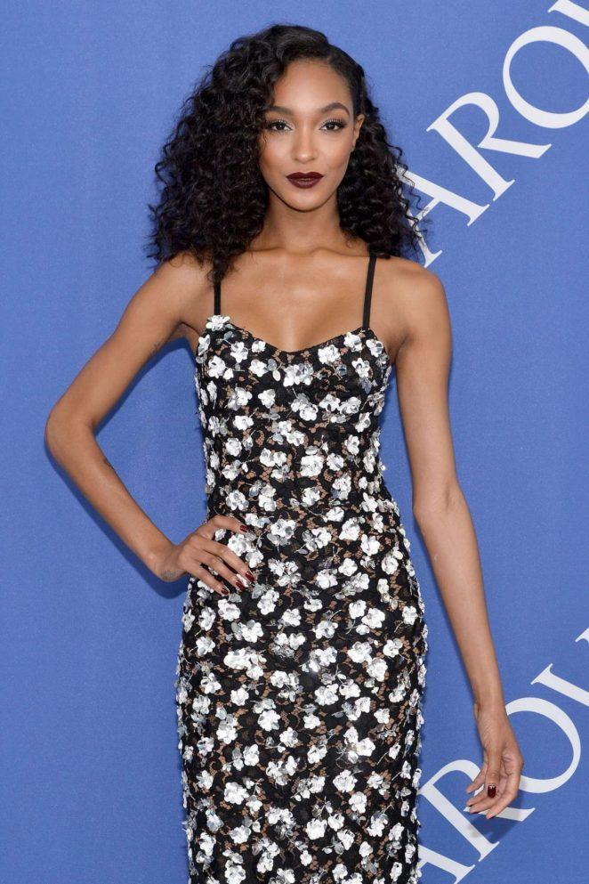 Jourdan Dunn - 2018 CFDA Fashion Awards in Brooklyn