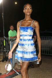 Jourdan Dunn - Arrivesat the Serpentine Gallery Summer Party in London