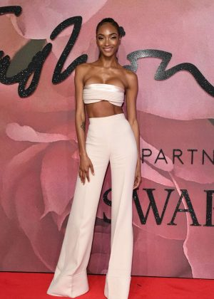 Jourdan Dunn - The Fashion Awards 2016 in London