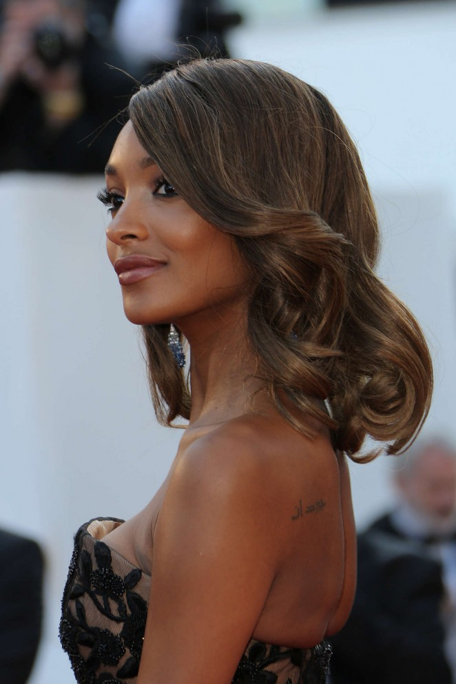 Jourdan Dunn: The Little Prince Premiere -04