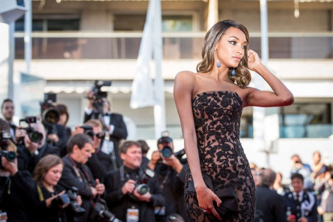Jourdan Dunn: The Little Prince Premiere -06