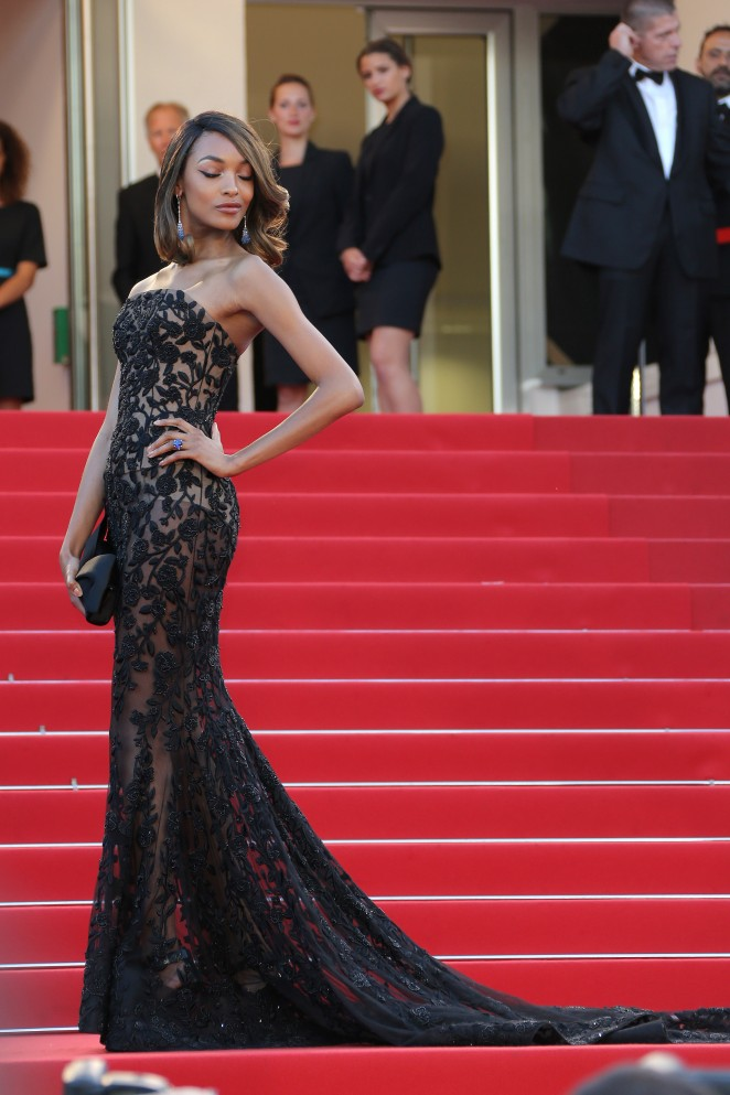 Jourdan Dunn: The Little Prince Premiere -11