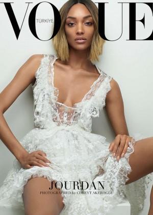 Jourdan Dunn - Vogue Turkey Cover (March 2015)