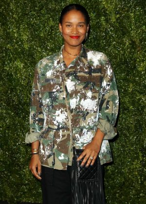 Joy Bryant - Chanel Artists Dinner at 2017 Tribeca Film Festival in NY
