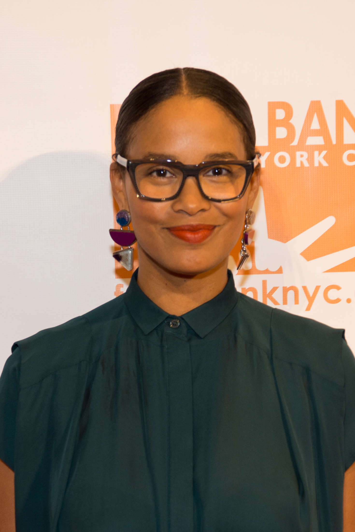 Joy Bryant: Food Bank for New York Citys Can Do Awards