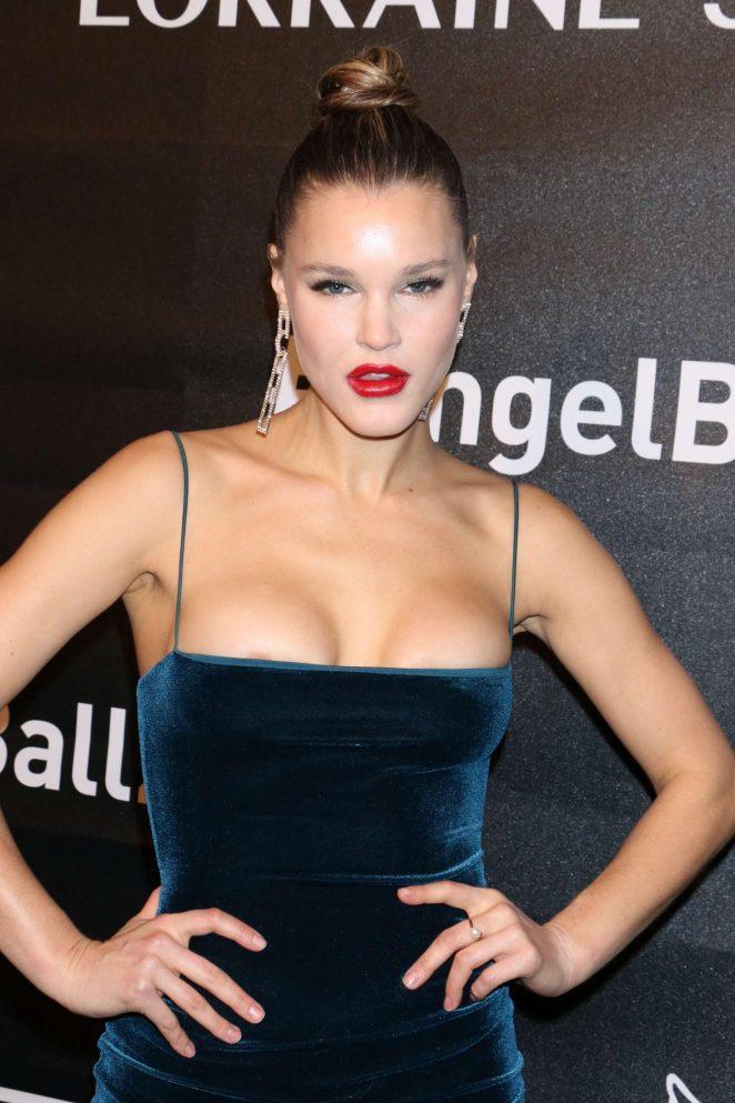Joy Corrigan – 2018 Gabrielles Angel Foundation Hosts Angel Ball in NY