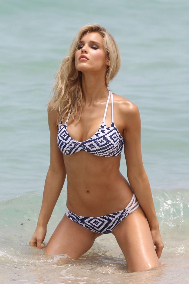 Joy Corrigan - Bikini Photoshoot in Miami
