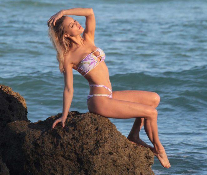 Joy Corrigan: Bikini Photoshoot -08