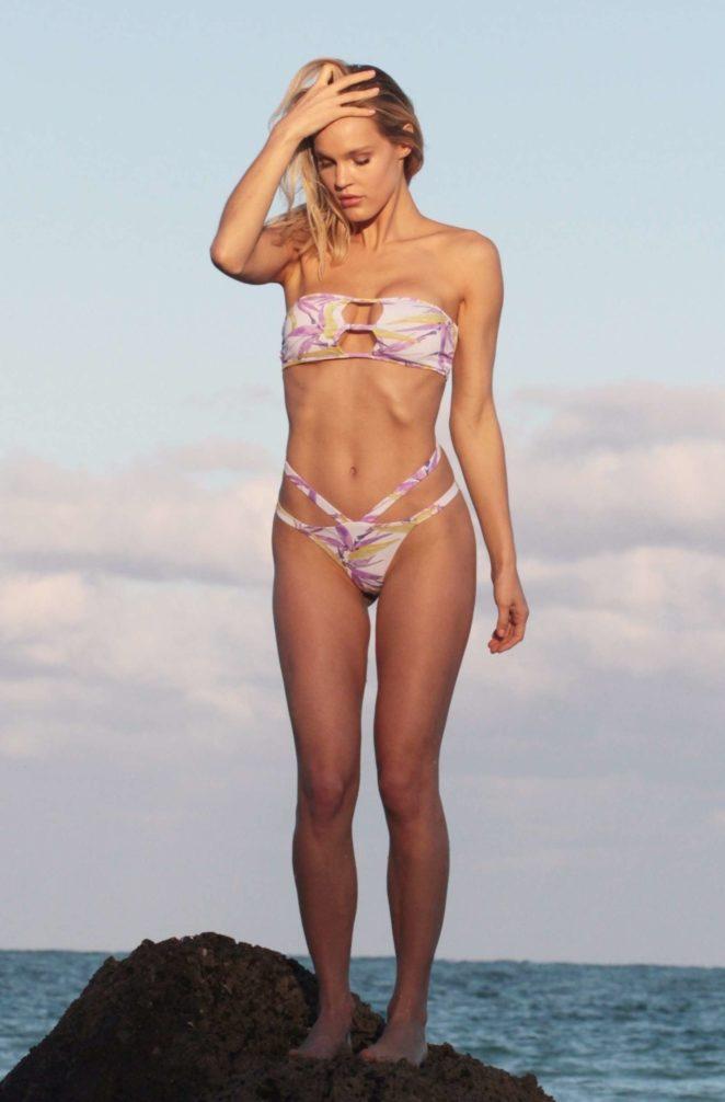 Joy Corrigan: Bikini Photoshoot -10